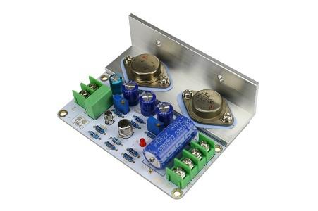 JLH1969, amplifier A class (2N3055)
