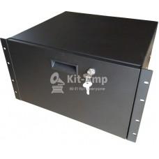 Enclosure MB-6400RCRD (Black) W430-H264-L400
