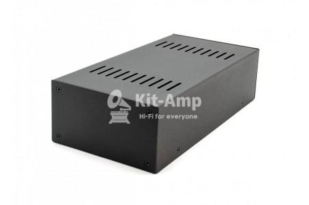 Housing for electronics MB-03ECU (Black) W120-H65-L240
