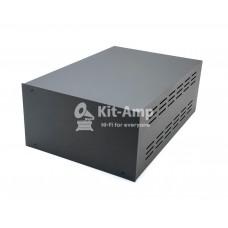 Enclosure MB-16ECU (Black) W220-H120-L325