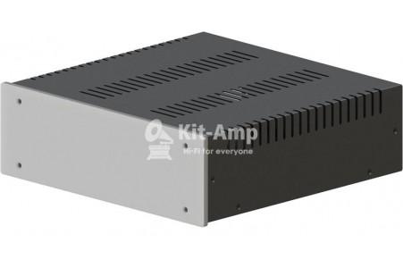 Корпус для усилителя MB-19ECU(Black) W260-H80-L250