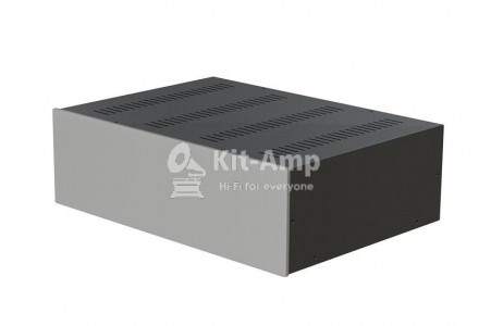 Корпус для усилителя MB-32ECU(Black) W430-H132-L310