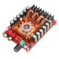 Amplifier D-class, TDA7498E, 2x160W