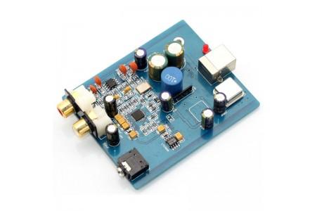 DAC ES9018K2M, USB