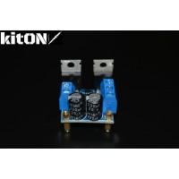 Bipolar voltage converter