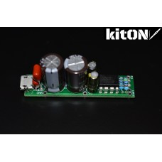Amplifier on LM386 up to 1 W