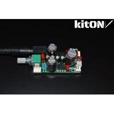 Усилитель для наушников на LM386 до 1 Вт
