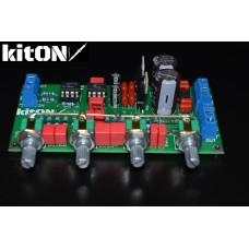 Tone control LF / MF / HF / Volume Premium