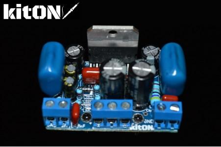 TDA7293 original mono amplifier 80W