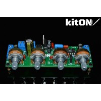 Tone control TDA1524