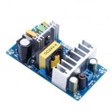 Импульсный блок питания 24В 6А, AC-DC преобразователь