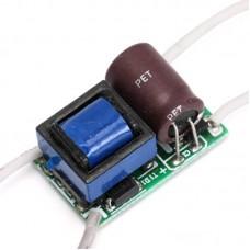 LED driver 4-5x1W