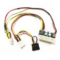 24Pin ATX motherboard power supply from 12V
