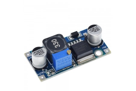 DC-DC Step-down converter, LM2596