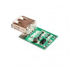 DC-DC Boost Converter, USB