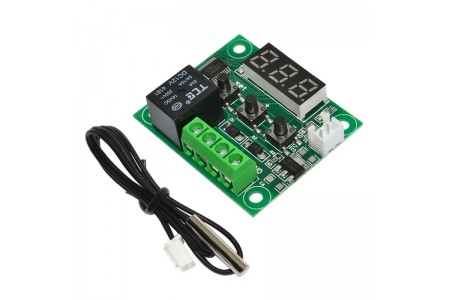 Thermostat programmable, -50 ~ + 110C